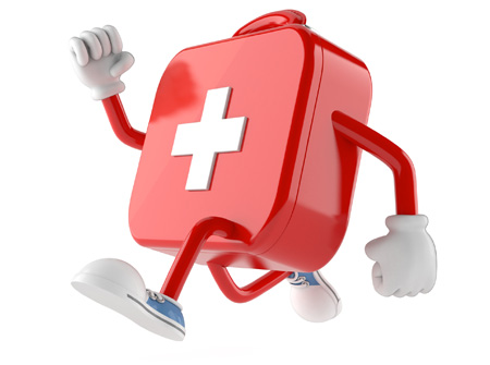 emergency first aid at work course content